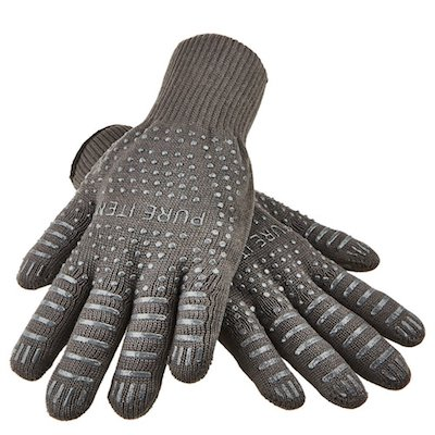 I-PURE ITEMS TM Extreme Heat Resistant Oven Gloves