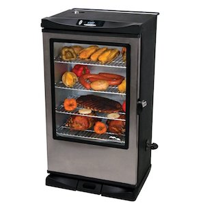 MasterBuilt 20075315 40 Inch With Window Electric Smoker