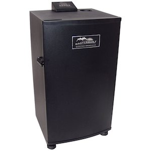 MasterBuilt 30 Inch Black Electric Smoker