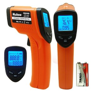 Nubee Temperature Gun Non-contact Infrared Thermometer