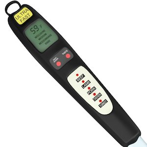 Pre-Programmed Digital Meat Thermometer