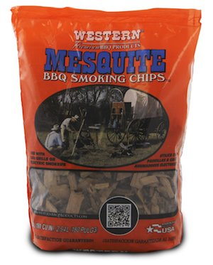 Western Mesquite Wood Smoking Chips