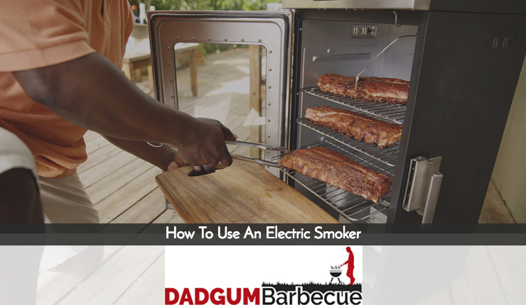 how to use an electric smoker guide