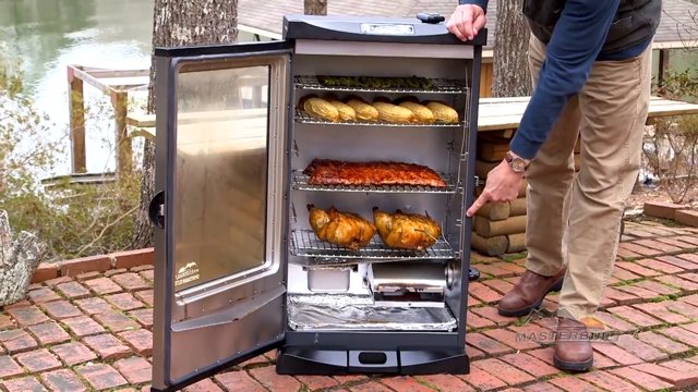Small Electric Smokers For Smaller Spaces Dadgum Barbecue