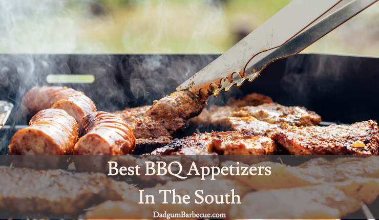 best bbq appetizers in the south